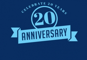 Celebrate 20 years with us!