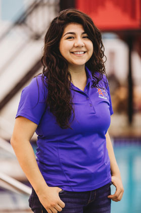 Celina Castillo - Facility Manager