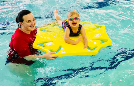 Private and Group Swim Classes