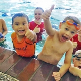 Join swim lessons at any time!